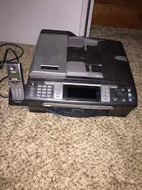 Brother printer with fax/phone Essa, L0M
