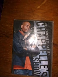Dave Chappelle DVD Indianapolis, 46229