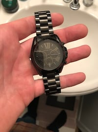 Michael kors watch. Never worn. Does have initials engraved hence the price. $150 OBO Mountville, 17554