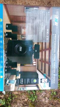 BNW Acoustic MK-33 5.1 Bluetooth Home Theater Sys  Fredericksburg, 22407