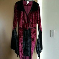 Halloween costume vampire for ladies Mississauga, L5M 0S4