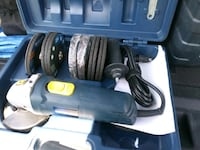 angle grinder and accessories Orangeville, L9W 1X4