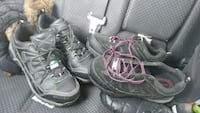 Mens size 12 steel toe. Womans size 7 steel toe Winnipeg, R3G 0A5