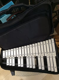 Ludwig xylophone with case, great condition. Low price.