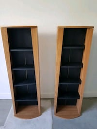 Media Shelving/Bookshelf (2 available) San Francisco, 94110