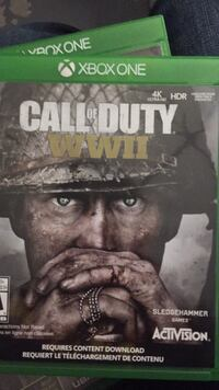 Call of Duty Ghosts Xbox 360 game case St Catharines, L2P 3T8
