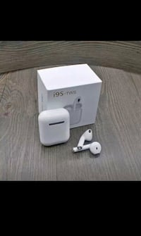 New AirPod twinset with charging dock not an Apple product but comparable shape and size  Toronto, M9L 2H8