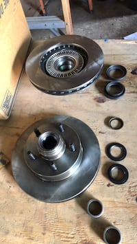 Hubs for 95 ford ranger new 4WD