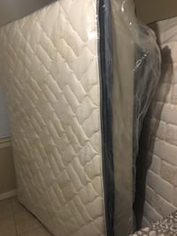 quilted white and gray mattress Lakeland, 33810
