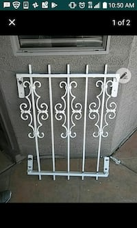 Vintage Iron security window cover Avondale, 85323