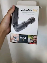 Rode Me Mic for phones Ottawa, K1Z 5L6