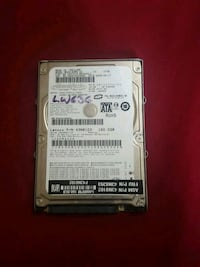 160 GB internal hard drive Springfield, 22153