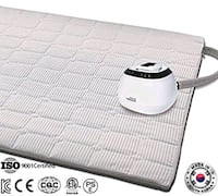 Korean hot water heated mat.  Vancouver, V6P 4P8