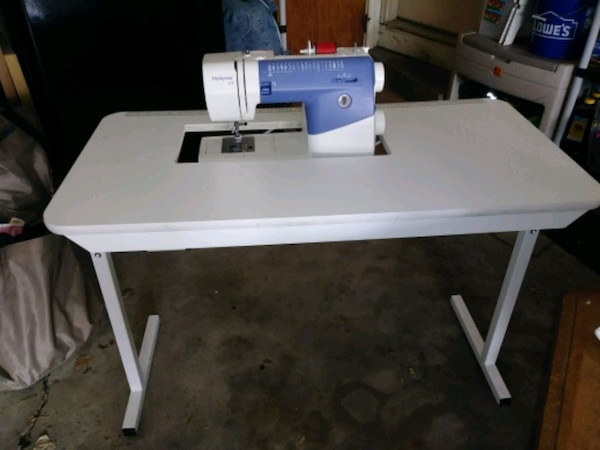 Portable Sewing Machine Table.Portable Sewing Machine Table