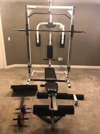 Workout Equipment *Reduced Price*