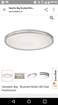 round white and gray dome light Tucson, 85711