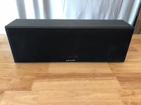 Polk Center Channel Speaker - Great Sound Linganore