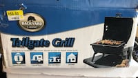 Tailgate grill, new in box never used Sterling, 20165