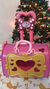 pink and white Minnie Mouse plastic toy Torrance, 90501