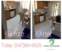 Residential and office cleaning  Mississauga, L4Z 1Y8