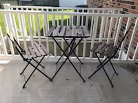 Patio table and chairs Williamsport, 21795