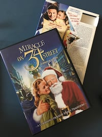 The Miracle on 34th Street, Classic movie  Montréal, H8Y 3G7