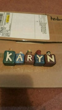 Mini Decorative Letters