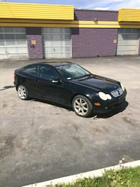 Mercedes C230 Sport $2900 Coupe Super Charged Calgary