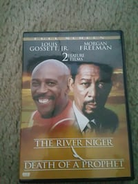 Movie, THE RIVER NIGER, DEATH OF A PROPHET Goose Creek, 29445