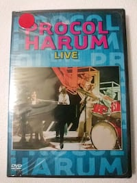 Procol Harum Live dvd Baltimore