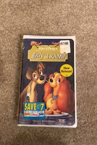 Walt Disney's Lady and the Tramp MASTERPIECE COLLECTION Danbury, 06810