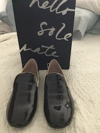 Pair of black leather dress shoes San Diego, 92127