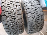 305-55r20 in good condition only 2x140 Houston, 77049