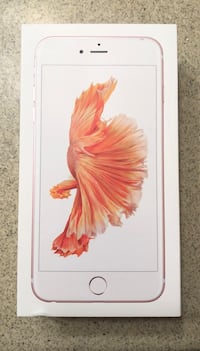 iPhone 6s Plus rose gold Middletown, 10940