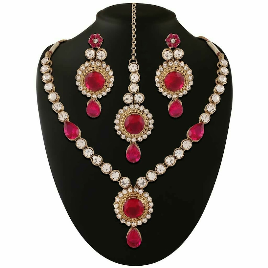 Kundan necklaces  - Mysore
