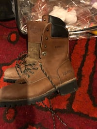 Pure leather boots Surrey, V4P 3K4