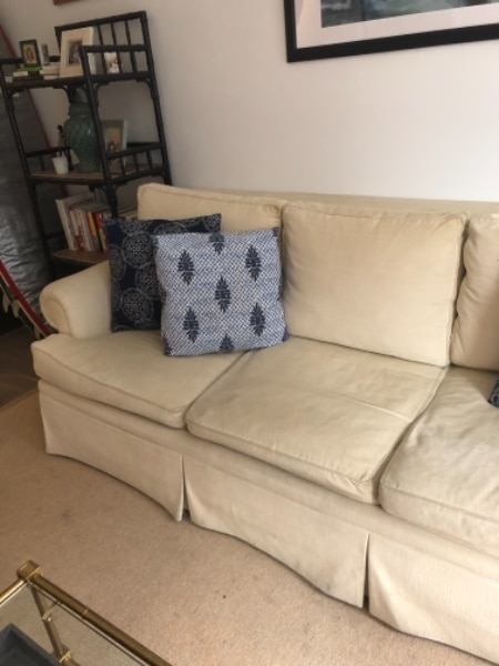 used ralph lauren sofa and chair for sale in null letgo rh gb letgo com