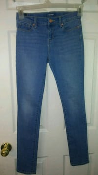 Blue denim jeans for girls North Las Vegas, 89081