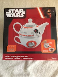 Star Wars BB-8 Teapot and Mug Set Fairfax, 22030