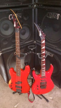 Guitar and Bass..LEFT HAND