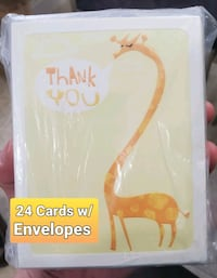Baby Shower/Gift Thank You Cards Weymouth, 02188