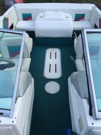 18ft boat open bow