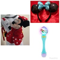 Authentic Disneyland items Visalia, 93277