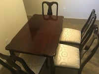 Dining Table with four chairs Falls Church, 22043