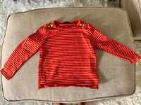 Girls stripe top Size 4T Elkridge, 21075