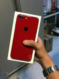 PRODUCT RED iPhone 8 Plus with box Rohnert Park, 94928