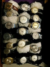 Various mechanical watches  Gatineau, J8T 8N4