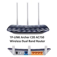 Wireless  router 2.4ghz 5ghz new TP Link AC750 Toronto, M1X 1Y3