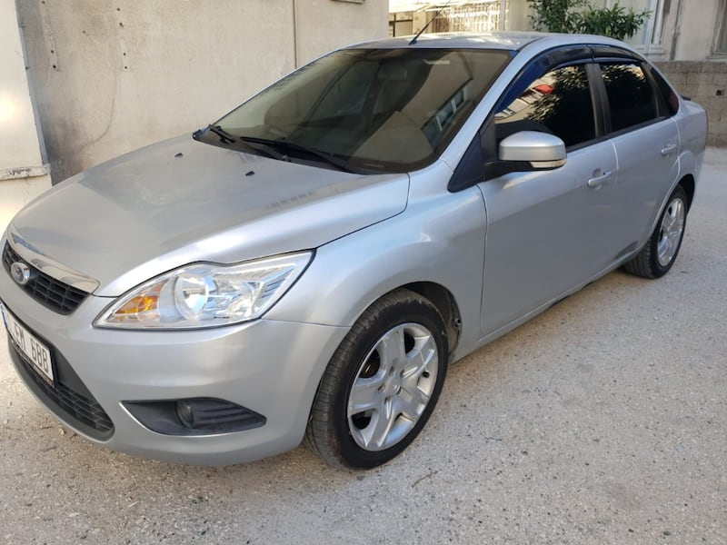 2011 Ford Focus 1.6 TDCI 109PS DPF TREND X 7