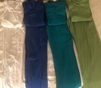 4 pairs of Size Small Scrubs Shirley, 11967